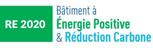 Logo du label de réglementation environnemental issue de l'experimentation énergie carbone